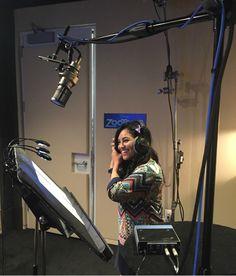 Elayna Fernandez - The Positive Mom - voice actor for Disney's Zootopia
