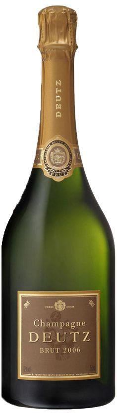 Champagne Deutz, Sashimi, Pinot Noir, Flan, Html, Drinks, Bottle, White Meat, Fish Dishes