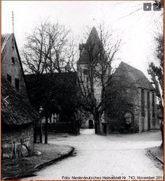 Die alte Kirche im Dorf