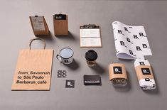 barbarus on Behance Coffee Fonts, Food Packaging Design, Coffee Packaging, Behance, Fresh