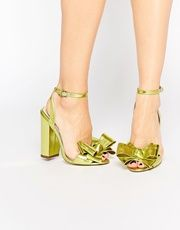 ASOS HARMONISE Heeled Sandals