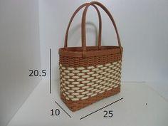 「バッグ」で作り方をマスター!~掛け編み