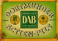 Labels: German brewing in 1960 - mashing and boiling