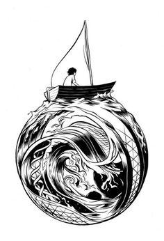 Karl Kwasny #illustration