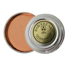 Gilders Paste APRICOT 1.5 Oz by NatureCoastSupplies on Etsy
