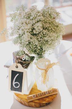www.firstandorange.com  Wedding Temecula Winery California. Table Topper ideas. Table Center piece ideas. flower ideas. table number ideas
