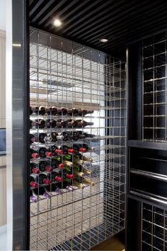 Impresión sobre Lienzo 200 X 90cm Cuadros Modernos XXL Tienda de Vinos Bodega