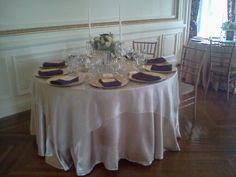 Elm court wedding table
