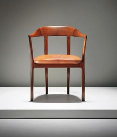PHILLIPS : UK050414, Ole Wanscher, Armchair