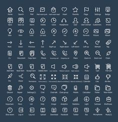 100 Free Flat Outline Icons created by Designrazzi in different sizes: 16X16, 24X24, 32X32, 64X64, 128X128, 256X256, 512X512.