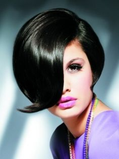 Inverted Bob Haircuts - The latest inverted bob haircuts give you a great source of inspiration if you are eager to try a new look this season. Bob hairstyles that became widely popular in the 1920s made their appearance in the last decades having a huge success among young ladies and every age group in general.
