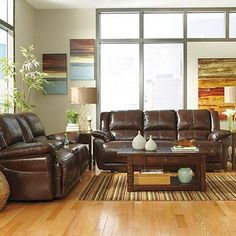 The Lenoris Power Reclining Living Room Set includes a sofa & loveseat with top-grain leather on the seating areas. Manual & Power recliner options available. Couch And Loveseat Set, Sofa Set, Living Room Sets, Living Room Furniture, Home Furniture, Leather Living Room Set, Carolina Furniture, Leather Reclining Sofa, Wholesale Furniture