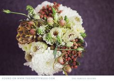Natural bouquet. Image: The Famous Frouws.