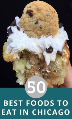The 50 foods you have to try when you visit Chicago. | Skirt the Ceiling | http://skirttheceiling.com