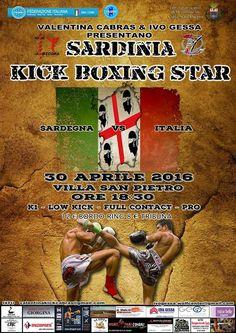 Sardinia Kickboxing Star - Cagliari 30 aprile