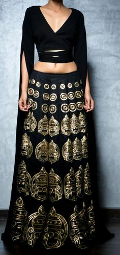 Or an iteration of. Love this Thampi motif