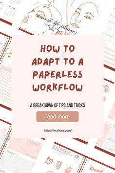 Don't just switch to a paperless workflow on a whim. For the habit and system to stick, plan and follow these steps: evaluate, classify and digitize. #papelessmovement #digitalplanner #digitaljournal #digitalstickers #paperless #savemoney Best Online Business Ideas, Business Tips, Effective Time Management, What Is Digital, Productivity Apps, Successful Online Businesses, Digital Journal, Digital Nomad, Planners