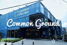 Common Ground Seoul Places To Visit, Korea, Common Ground, Organizer, Broadway Shows, Neon Signs, South Korea