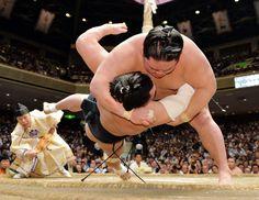 優勝王手の豪栄道、日馬富士を破った首投げ「褒められた技じゃないけど…」 #相撲