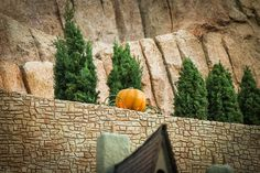 The Pumpkin Carriage, Cinderella's Village in the Storybook Land Canal Boats
