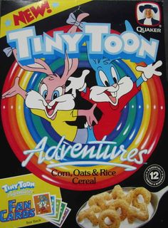 19 Cartoon-Themed Foods And Snacks From The '90s You Might Not Remember