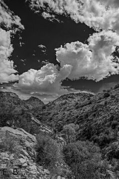 Mt Lemon Canyon | Eric Barnes Photography
