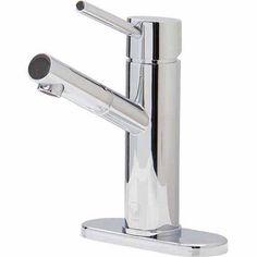Vigo Noma Single-Lever Faucet with Deck Plate, Silver