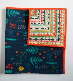 Modern Baby Quilt, Toddler Quilt, Baby Quilt, Baby Bedding, Crib Quilt, Baby Bedding, Crib Quilt, Baby Blanket, Nursery Decor, Aztec Quilt by Arrowandtheheart on Etsy https://www.etsy.com/listing/226984360/modern-baby-quilt-toddler-quilt-baby