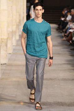 Hermès Spring 2014 Menswear Collection