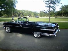 1956 Pontiac Star Chief Convertable ★。☆。JpM ENTERTAINMENT ☆。★。