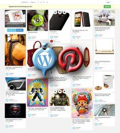 Create Professional Looking Pinterest Clone Website Photo Gallery