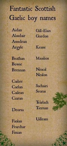 Fantastic, mystical Scottish Gaelic boy names directly from the Highlands. I LOV… Fantastic, mystical Scottish Gaelic boy names directly from the Highlands. I LOV…,reid Fantastic, mystical Scottish Gaelic boy names directly from the Highlands. Unisex Baby Names, Cute Baby Names, Baby Girl Names, Kid Names, Celtic Names, Irish Boy Names, Baby Names Scottish, Southern Baby Names, Writing Tips