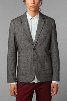 Hawkings McGill Stanton Tweed Blazer  I have to do a check on my Blazers but I could probably use a new one.
