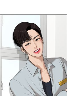 True Beauty on Webtoon Handsome Anime Guys, Cute Anime Guys, Anime Boys, Beauty Web, True Beauty, Chica Anime Manga, Manga Boy, Anime Art, Manhwa