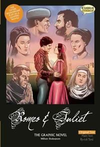 13,30€. Romeo and Juliet the Graphic Novel: Original Text