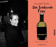"Elisabeth Raether's recently published book, ""The Drinking Woman"" is delight. Read the author's foreword on hey-woman.com, introduced by Julia Knolle"