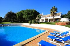 Quinta d'Gria, Algarve, Portugal - Luxury villa holiday rentals in Spain, Greece & Thailand. Perfectly Chilled Villas