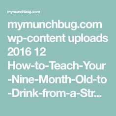 mymunchbug.com wp-content uploads 2016 12 How-to-Teach-Your-Nine-Month-Old-to-Drink-from-a-Straw.pdf
