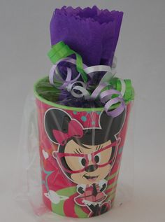 Minnie Mouse Birthday Party Goodie Bags by SweetPartyGoodies, $3.99