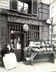 reinopin: Zone des fortifications, Porte d'Arcueil, Boulevard Jourdan 14è. Juin 1899. ©Eugène Atget / Musée Carnavalet / Roger-Viollet