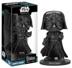 Star Wars Rogue One: Darth Vader Wobbler by Funko