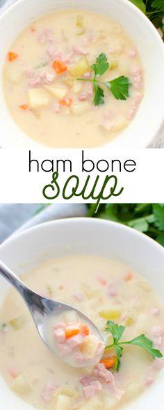 soup using ham bone recipe \ soup using ham bone recipe . soup recipes using ham bone . ham and bean soup recipes using ham bone . recipes using ham bone potato soup Ham Bone Recipes, Soup Recipes, Cooking Recipes, Recipes With Ham Bone Potato Soup, Recipes Using Ham Broth, Recipies, Hamburger Recipes, Chili Recipes, Potato Recipes