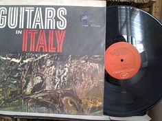 Lp Vinil - Guitars in Italy - Gravação Mocambo Time - http://www.infinityclassic.com.br/produtos/lp-musica-instrumental/lp-vinil-guitars-in-italy-gravacao-mocambo-time/