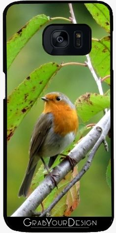 THANK YOU VERY MUCH MY BUYER! :) Case for Samsung Galaxy S7 Edge - MM - Robin redbreast - by PINO