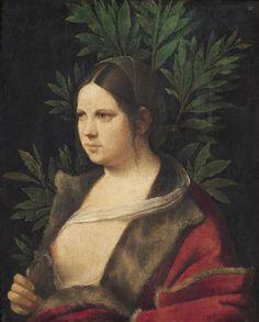 Giorgione: Ritratto di Laura
