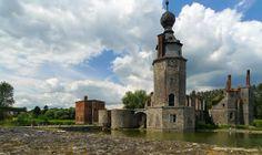 Châteaux Forts Médiévaux de Belgique et Moyen Âge: Château d'Havré