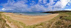 Balnahard beach panorama (2), Isle of Colonsay