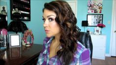 MOST REQUESTED HAIR TUTORIAL EVER!!! Reverse Curling Wand!
