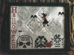 Halloween - Cross Stitch Patterns & Kits (Page 3) - 123Stitch.com