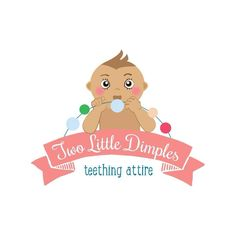 Two Little Dimples Teething Attire